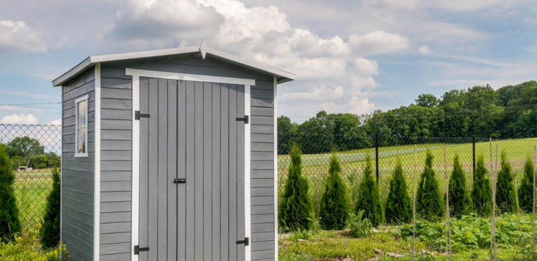 4 reasons why you need a storage shed