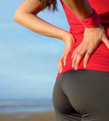 4 ways to get rid of back pain