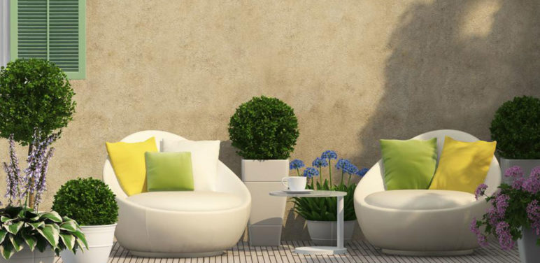 5 ways to protect your outdoor cushions