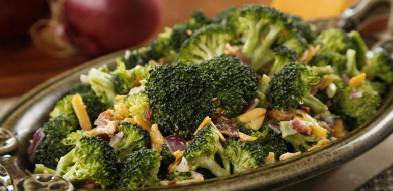 Adding high fiber vegetables to your diet