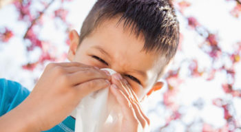 Allergic rhinitis treatment for kids
