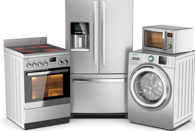 Best home appliance store offering free home delivery