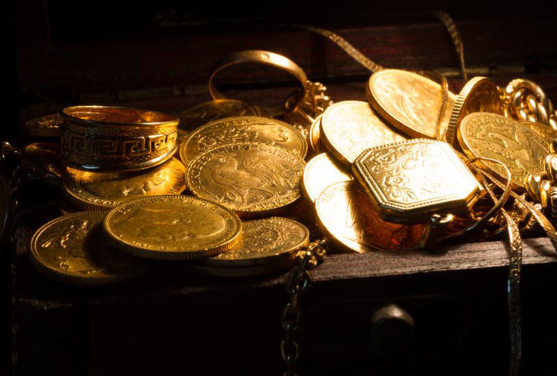 Current trends of gold prices