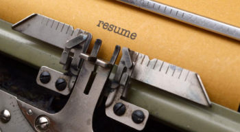 Here's what you need to know about nontraditional resume samples