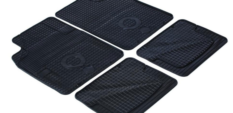 How rubber floor mats help?