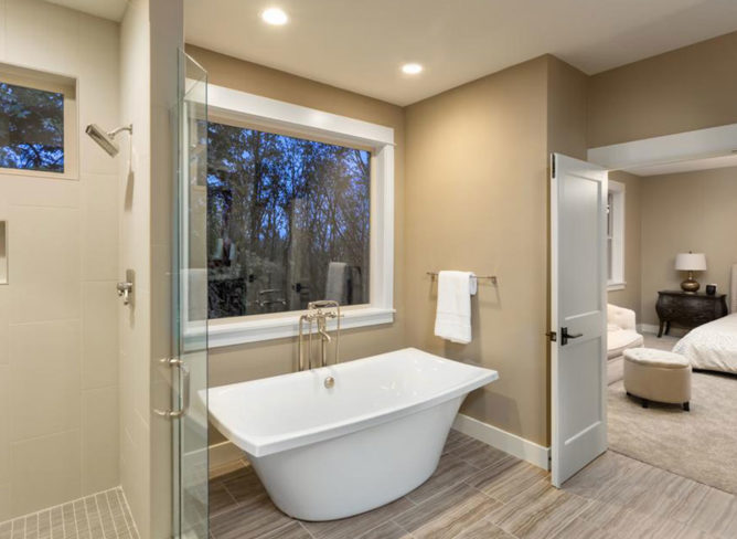 How to enliven your bath space with lighting