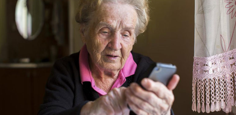 Importance of senior cell phones
