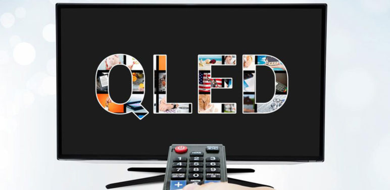 LED, OLED, or QLED