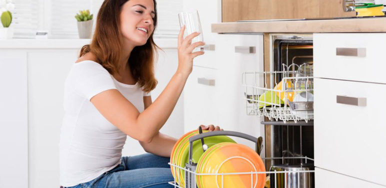 List of top brands that offer built-in dishwashers