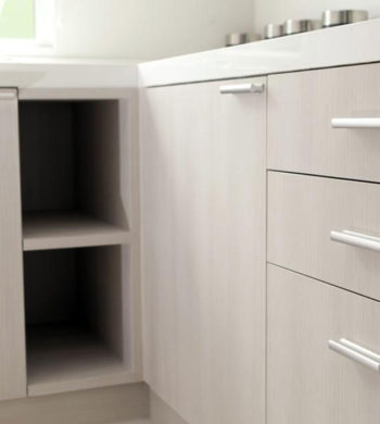 Some features of Lowes and IKEA kitchen cabinets