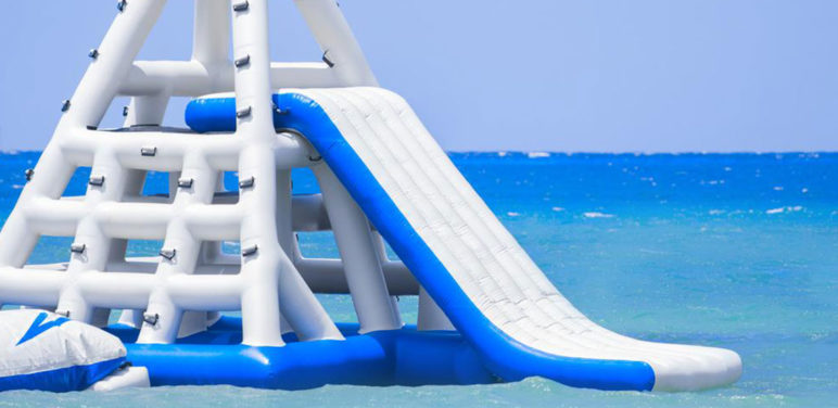 Tips to buy the right inflatable water slide