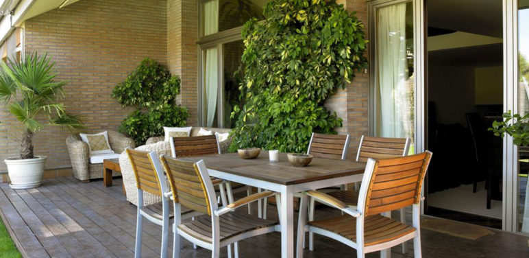 Tips to choose patio furniture for your outdoor space