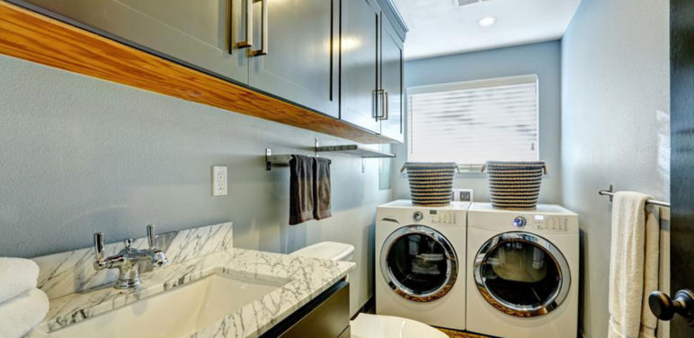 Two main types of stackable washers and dryers
