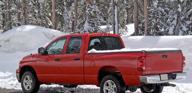 Types Of Tonneau Covers According To Material And Opening Style