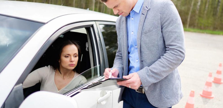 Take a defensive driving course and become a better driver