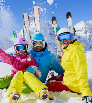 A beginner's guide to your next family ski vacation