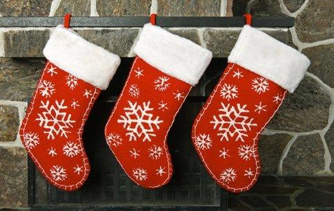 Making Christmas Stocking.Local Com How To Make A Homemade Christmas Stocking