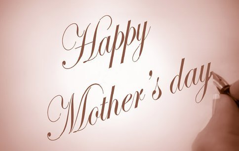 write a mothers day tribute