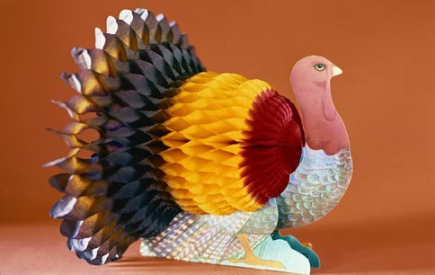 Local Com How To Make Thanksgiving Turkey Decorations