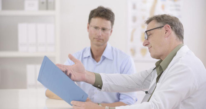 Locally Treat Advanced Prostate Cancer