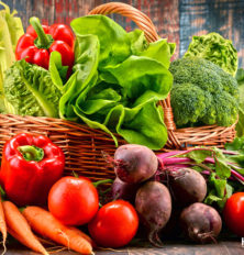10 Reasons Why Fruits and Vegetables Should Be Half Your Daily Diet