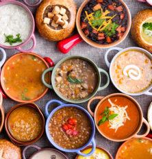 5 Healthy Soup Recipes