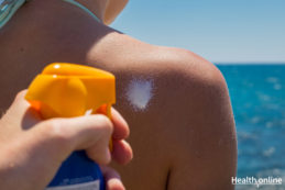 How to Avoid Sunburn During Your Vacation