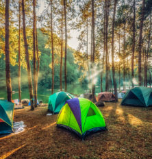 How to Stay Safe While Camping