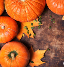 Pumpkin - The Halloween Fruit