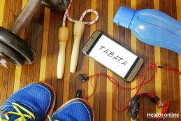 Top 5 Benefits of Tabata training