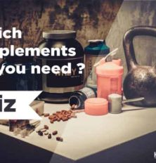 Which Supplements Do You Need?