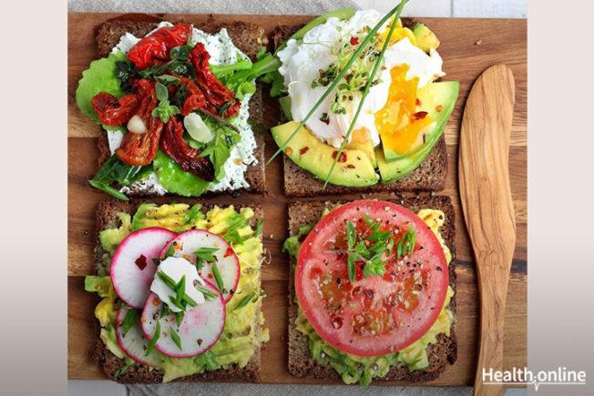 4 Healthy Sandwich Recipes