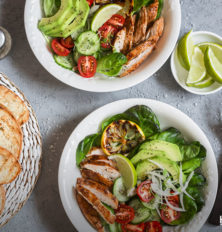 4 Mediterranean Lunches For the Week in Under an Hour