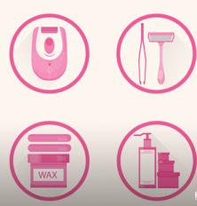 6 Popular Hair Removal Methods