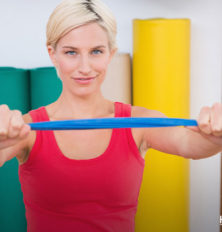 6 Ways to Tone Your Body Using Resistance Band