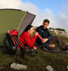How to Avoid Dehydration While Camping