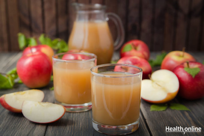 Should Your Child Drink Apple Juice