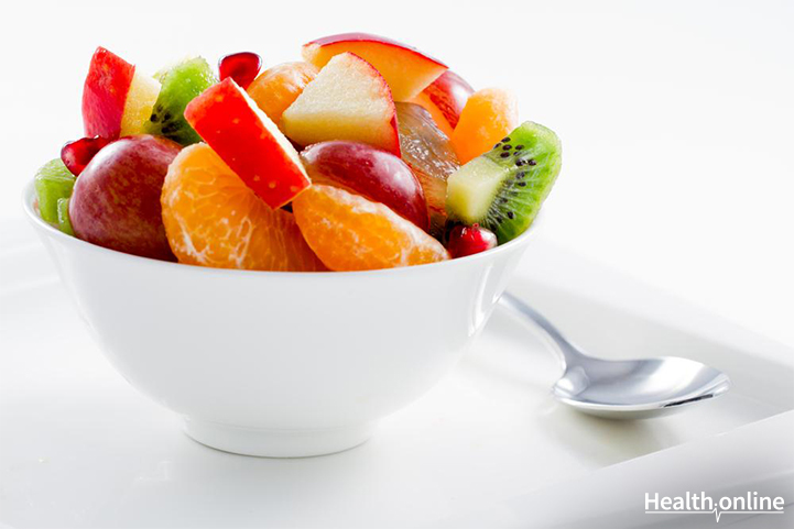 Which high-fat fruit is considered a healthy alternative to butter and mayonaise