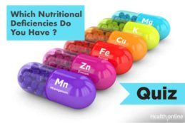 Which Nutritional Deficiencies Do You Have?