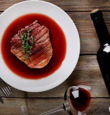 5 Recipes For Meals to Make With Red Wine Sauce