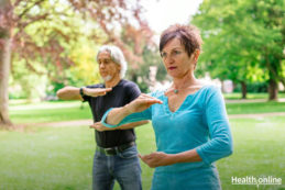Holistic Benefits of Tai Chi