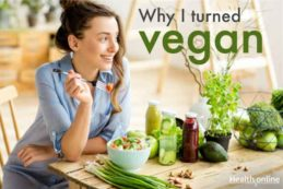 How I Became a Vegetarian