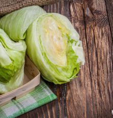 Know Your Food - Iceberg Lettuce