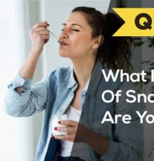What Kind Of Snacker Are You?