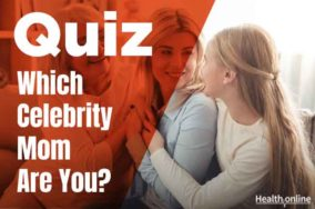 Which Celebrity Mom Are You?