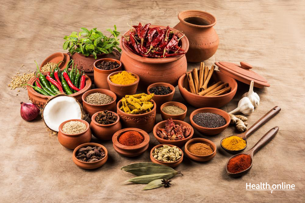 Herbs-and-Spices-for-lowering-cholesterol