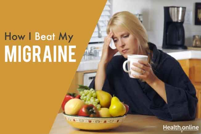 How I Beat My Migraine