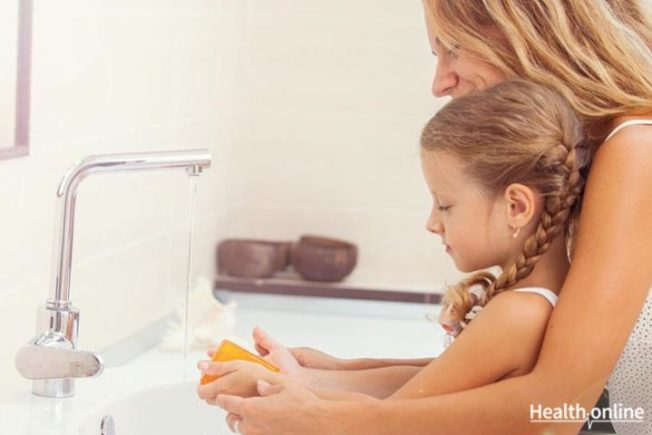 How to Teach Your Kids the Importance of Washing Hands