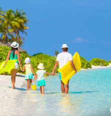 5 Family Holiday Ideas That Your Kids Enjoy