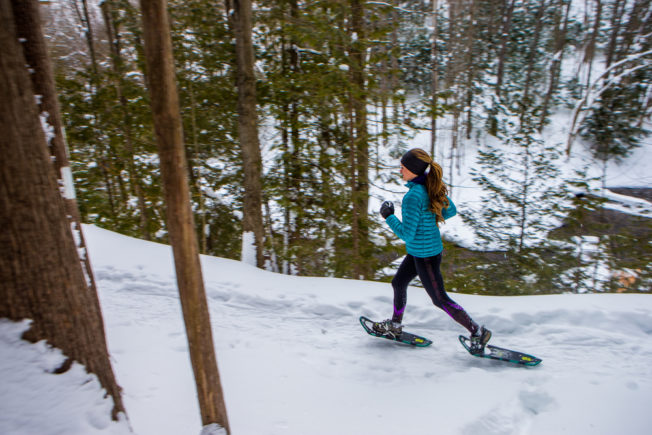 Snowshoeing-A-Great-Winter-Workout